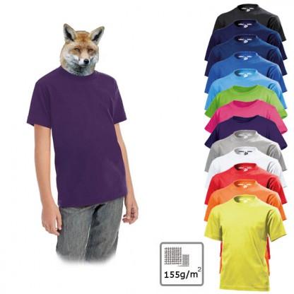 Dětské tričko bez potisku