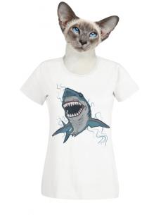 Žralok (bílé dámské)